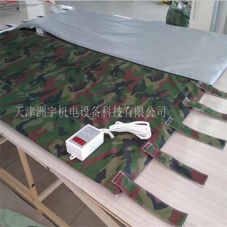 防水耐酸碱工业电热毯