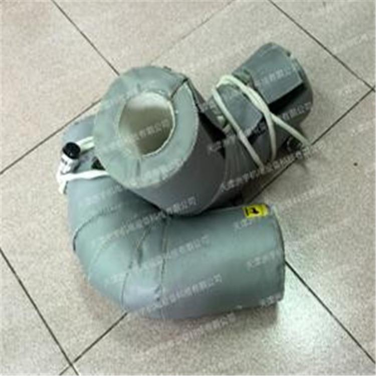管道保温加热套拆卸方便
